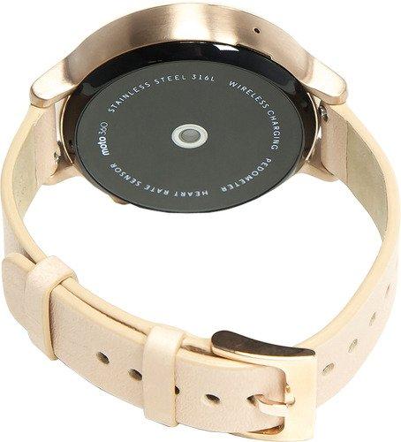 Умные часы Moto 360 42mm Ladies Gold - купить умные часы MOTOROLA ... 1e2b4de4ffb