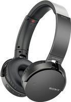 Беспроводные наушники с микрофоном Sony MDR-XB650BT Black