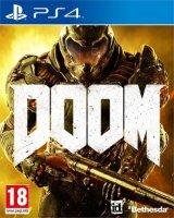 Игра для PS4 Bethesda DOOM