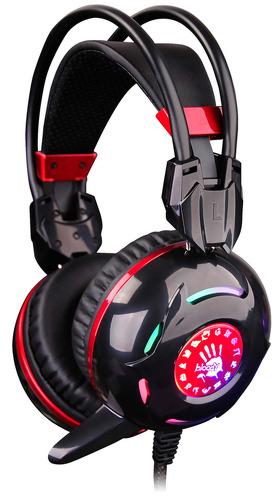 Купить Игровые наушники A4Tech, Bloody G300 Black