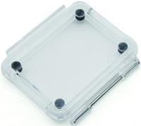 Задняя крышка с аккустическими отверстиями для аквабокса Smarterra Aquatic 1 фото