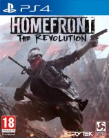 Игра для PS4 Deep Silver Homefront: The Revolution
