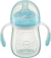 Бутылочка Happy Baby Anti-colic baby bottle, Blue 10011