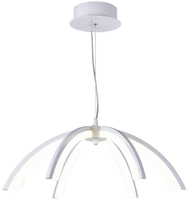 IDLAMP DONATA 390/6-LED WHITE  фото