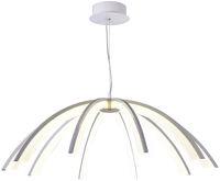 IDLAMP DONATA 390/10-LED WHITE  фото