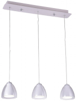 Светильник подвесной Idlamp Mirella 394/3-LED White светильник потолочный idlamp cosma 395 3pf led white