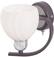 Бра Idlamp Gioconda 389/1A-Blackchrome бра idlamp 386 2a chrome