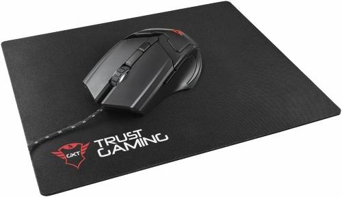 Игровой набор Trust мышь + коврик GXT 782 Gav Gaming Mouse & Mouse Pad