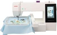 Купить Вышивальная машина Janome, Memory Craft 500Е