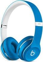 Наушники с микрофоном Beats Solo 2 Luxe Edition Blue, ML9F2ZE/A
