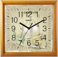 Настенные часы Scarlett SC-WC1006K