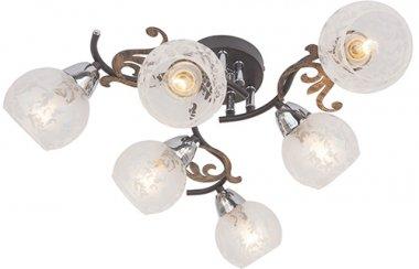 6e557a9a775f Купить аксессуары для светильника, люстры, бра IDLAMP Pearl  216 6PF-Blackchrome в интернет-магазине Эльдорадо
