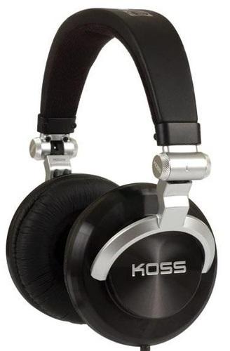 Наушники с микрофоном Koss Pro DJ200 KTC