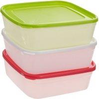 Набор контейнеров для заморозки Tescoma Purity 1 л, 3 шт (891864)