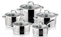 Набор посуды Tescoma President, 10 предметов (780210)