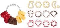 Традиционные формочки для печенья Tescoma