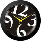 Настенные часы Troyka Черный, 51500512