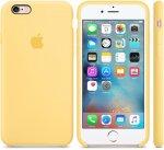 Чехол Apple Silicone Case для iPhone 6/6s Yellow (MM662ZM/A)