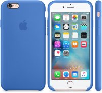 Чехол Apple Silicone Case для iPhone 6/6s Royal Blue (MM632ZM/A)