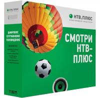 Комплект спутникового оборудования НТВ-Плюс