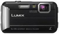 Цифровой фотоаппарат Panasonic Lumix DMC-FT30 Black
