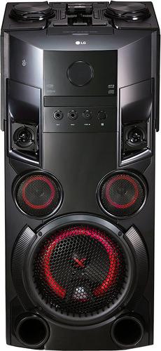 Музыкальный центр LG X-Boom OM6560 – отзывы владельцев - интернет-магазин  Эльдорадо 49a4be2a75b