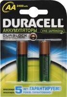 Аккумулятор Duracell HR6-2BL 2400mAh
