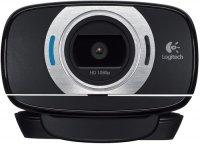 Веб-камера Logitech HD Webcam C615 (960-001056)