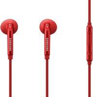 Наушники с микрофоном Samsung EO-EG920L Red