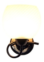 IDLAMP ELDA 853/1A-BLACKCHROME  фото