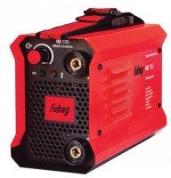 Инверторный сварочный аппарат Fubag IQ 180