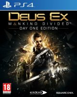 Игра для PS4 Square Enix Deus Ex: Mankind Divided. Day One Edition