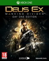 Игра для Xbox One Square Enix Deus Ex: Mankind Divided. Day One Edition
