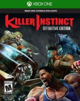 Игра для Xbox One Microsoft Killer Instinct. Definitive Edition