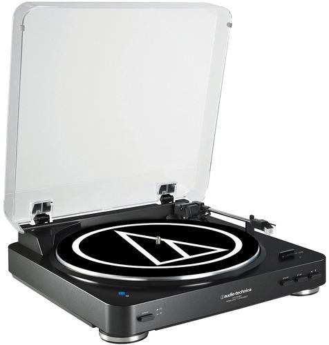 Купить Проигрыватель виниловых дисков Audio-Technica, AT-LP60BK-BT