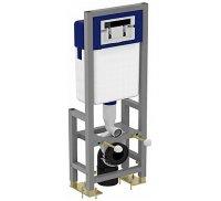 Инсталляционная система Vidima для монтажа подвесных унитазов, крепление к полу (W371267)