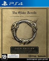 Игра для PS4 Bethesda Elder Scrolls Online: Gold Edition фото