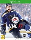 Игра для Xbox One EA NHL 17
