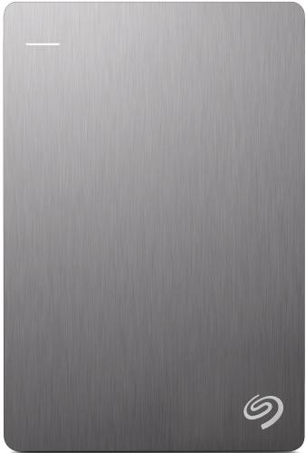 Купить Внешний жесткий диск Seagate, Backup Plus Slim 2Tb Silver (STDR2000201)