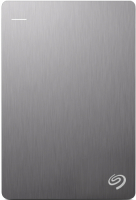 внешний жесткий диск SEAGATE BACKUP PLUS SLIM 2TB SILVER (STDR2000201)