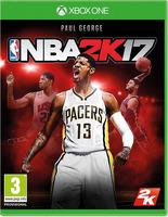 Игра для Xbox One 2K GAMES NBA 2K17 wwe 2k17 ps3