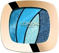 Тени для век L'Oreal Paris Color Riche Quadro, тон S15 Бирюзовый топаз