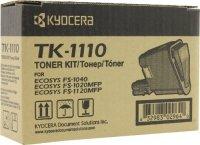 Тонер-картридж Kyocera TK-1110 Black