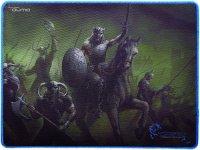 Коврик для мыши Qumo Dragon War Dead Army (20970)
