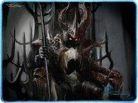 Игровой коврик Qumo Dragon War Dead King (20971)
