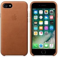 Купить Чехол Apple, Leather Case для iPhone 7, Saddle Brown (MMY22ZM/A)