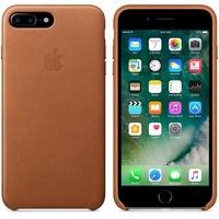 Купить Чехол Apple, Leather Case для iPhone 7 Plus, Saddle Brown (MMYF2ZM/A)