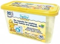 Купить Капсулы для стирки детской одежды Babyline, 22 шт (DB008)