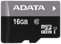 ADATA PREMIER 16GB MICROSDHC UHS-I CLASS10 (AUSDH16GUICL10-R)
