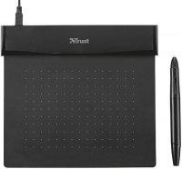 Графический планшет Trust Flex Design Tablet Black (21259)